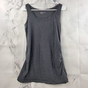 !SALE 3FOR20! GAP Maternity Pure Body Ruched Tank